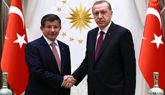 Beştepe'den Davutoğlu açıklaması
