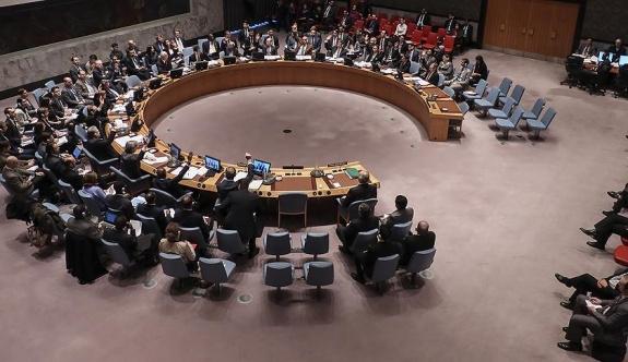 BMGK'nın Halep bildirisi Rusya'nın vetosuna takıldı