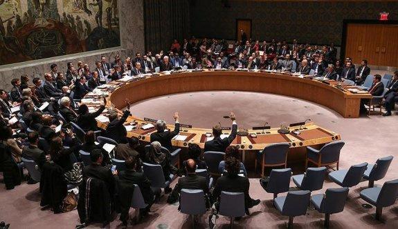 Irak, BMGK'yı Türkiye'ye karşı acil toplantıya çağırdı