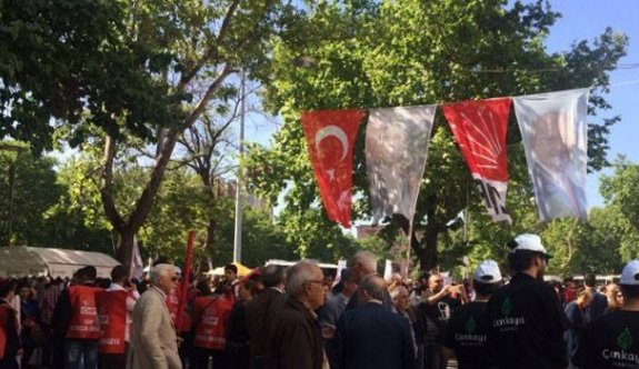 CHP'lilerin Ankara yürüyüşünde anlaşma