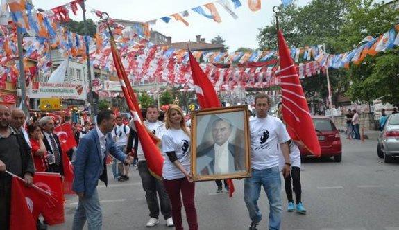 CHP'nin Ankara yürüyüşüne izin çıkmadı