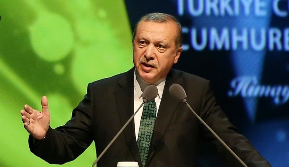 Erdoğan: IŞİD'e karşı mücadelede bizi yalnız bıraktılar