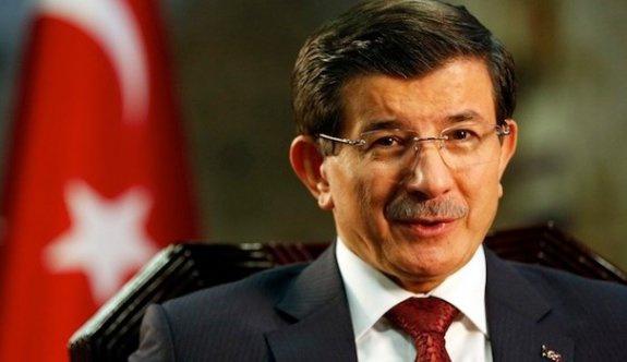 Davutoğlu Eyüp Sultan'da helallik istedi