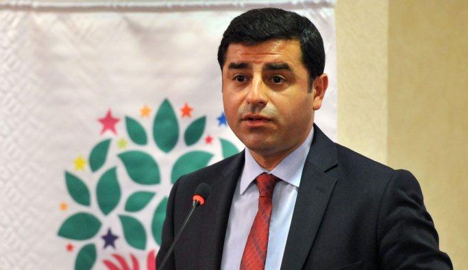 Demirtaş PKK'nın yenilgisini Kürtler'e mal etti