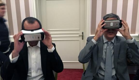 Digiturk, VR teknolojisiyle maç yayını için testlere başladı