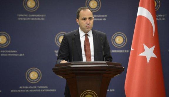 Dışişleri Bakanlığı'dan 'Cumhurbaşkanı' açıklaması