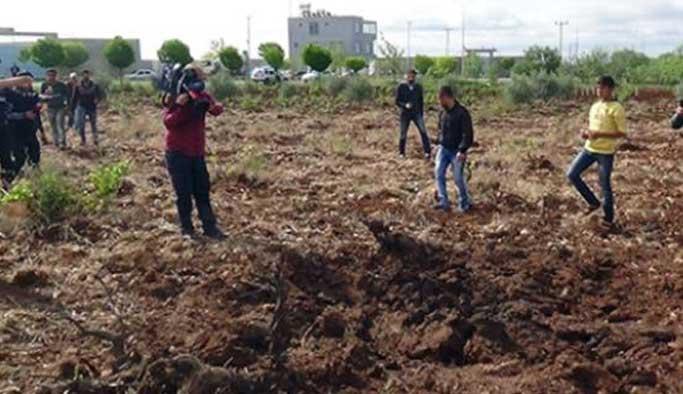 Dün Kilis'e bugün Gaziantep'e roket mermileri düştü