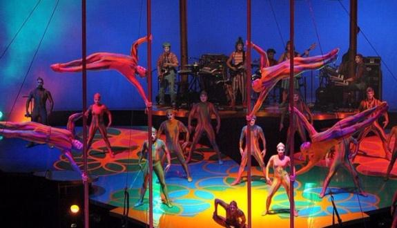 Dünyaca ünlü Cirque du Soleil İstanbul'da
