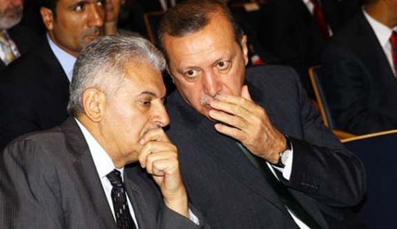 Erdoğan, Binali Yıldırım ile baş başa görüştü