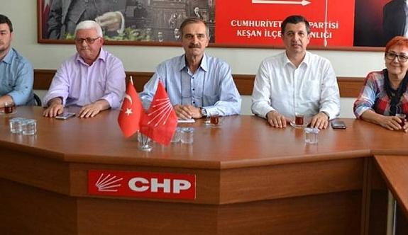 Erdoğan'a hakaret eden CHP'li vekile suç duyurusu