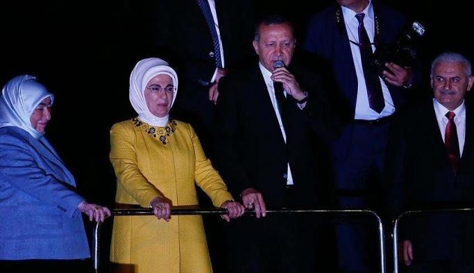 Erdoğan'dan CHP'ye: Nereden çıktı bu kan?