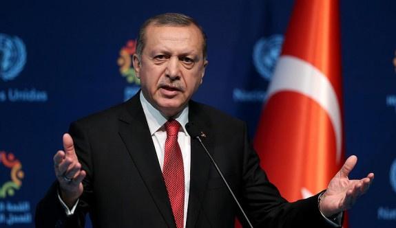 Erdoğan'dan 'küresel sistem'e adaletsizlik eleştirisi
