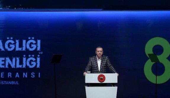 Erdoğan: İşçiden yapılan kesintiler haramdır