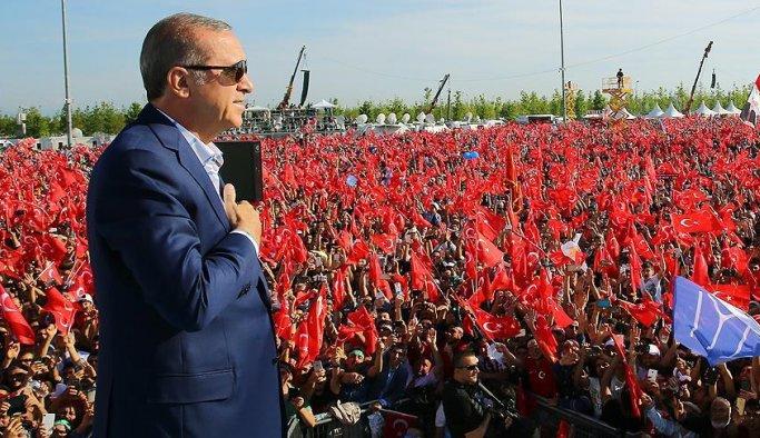 Erdoğan: İstanbul'u yaşamadan geçen ömür eksiktir