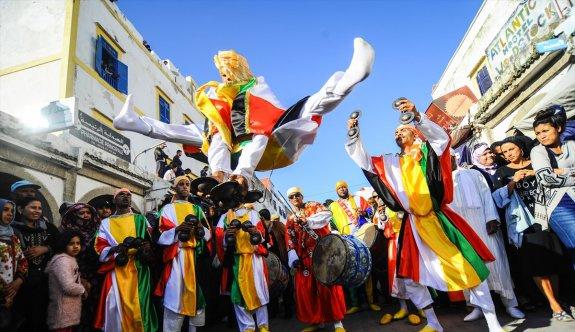 Fas'ta Gnawa Müzik Festivali