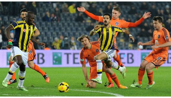 Fenerbahçe şampiyonluk yolunda ağır darbe aldı