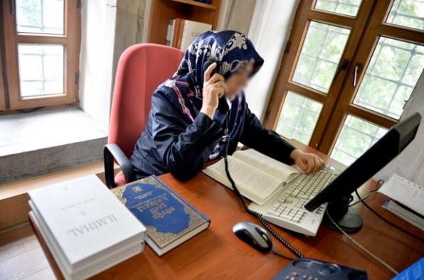 'Fetva hattı'nda Ramazan yoğunluğu başladı