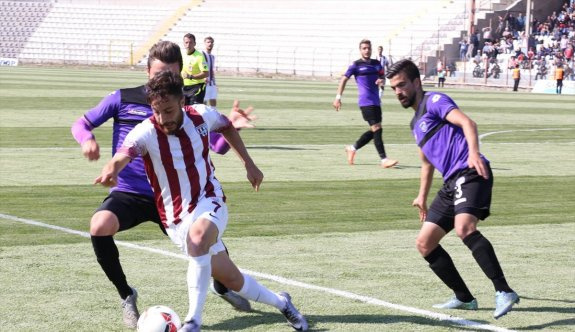 Futbol: Spor Toto 2. Lig play-off