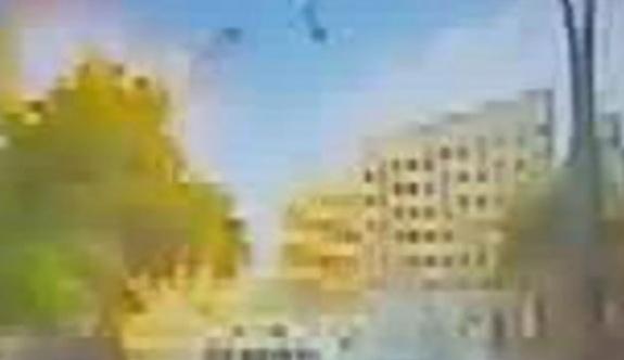 Gaziantep'te patlama anı | VIDEO