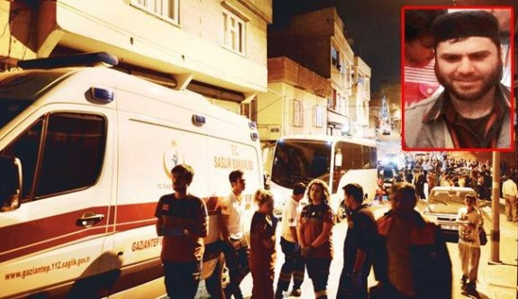 Gaziantep'teki canlı bomba Yunus Durmaz çıktı
