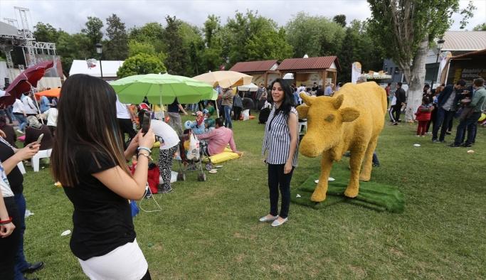 Gaziantep'te bulgur festivali