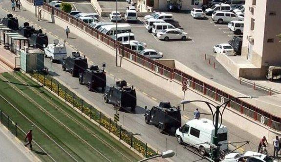 Gaziantep'te IŞİD'in hücre evine baskın