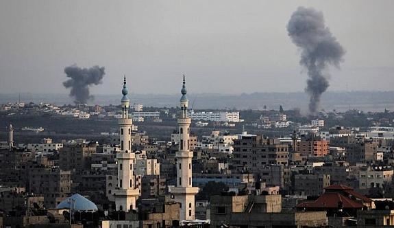 Gazze'de eylem hazırlığı yapan hücre çökertildi