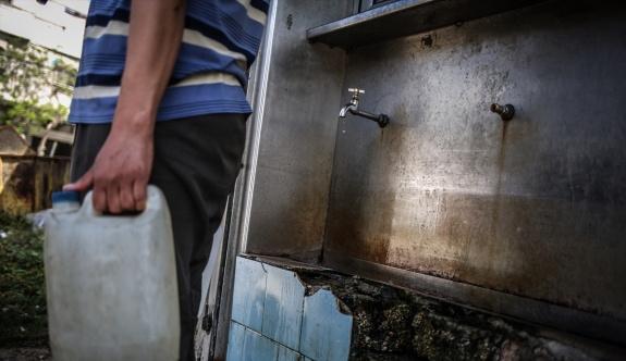 Gazze'deki içme suyu sorunu