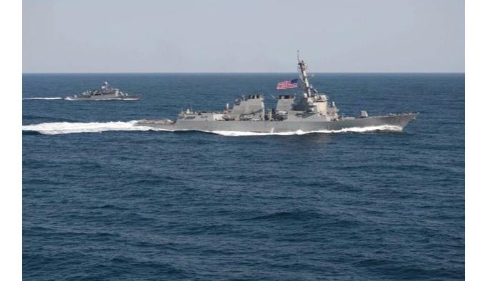 Güney Çin Denizi'ndeki gerginlik