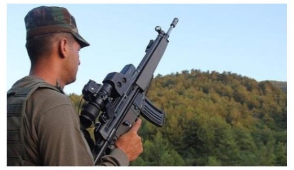 Hakkari Çukurca'da çatışma: Bir şehit