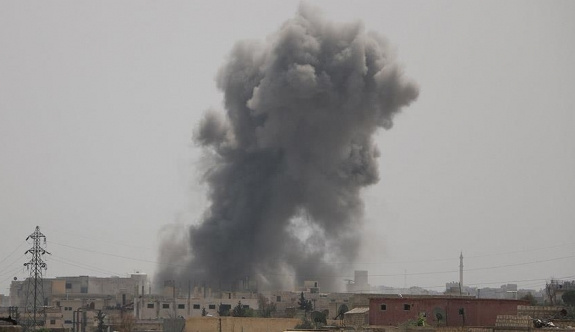Halep'te Esad güçlerine ağır darbe