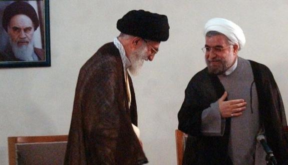Hamaney ile Ruhani arasında 'İngilizce' ayrılığı