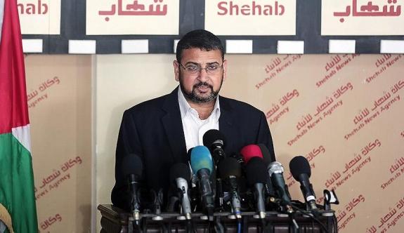 Hamas İsrail'i suçladı