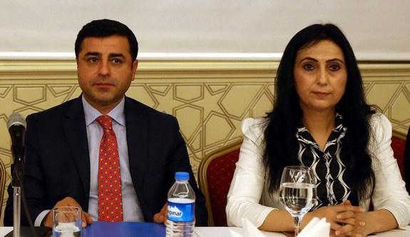 HDP AYM'ye gitmek için 52 milletvekili arıyor
