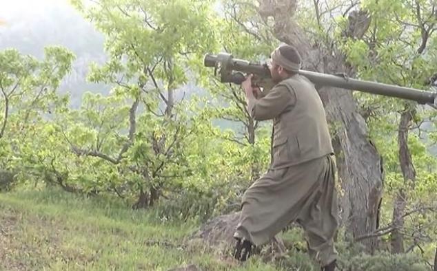 Helikopter düşüren füzeyi PKK'ya Rusya verdi