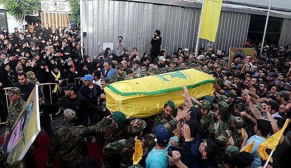 Hizbullah: Komutanımızı İsrail değil muhalifler öldürdü