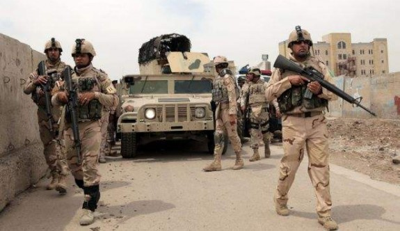 Irak ordusu Felluce'ye doğru ilerliyor
