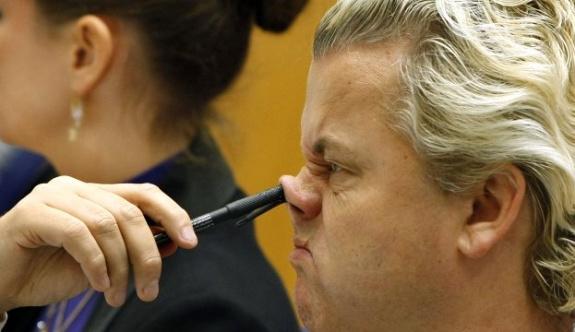 İslam düşmanı Wilders'ten Trump'a destek