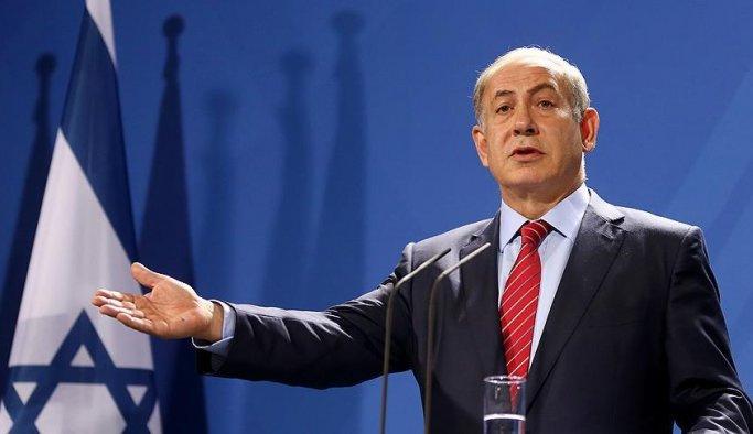 Netanyahu, protestolara sessiz kaldı