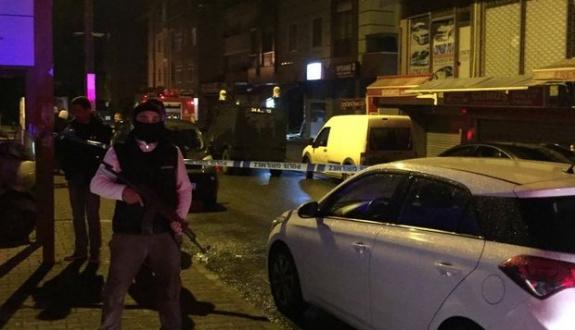 İstanbul Sancaktepe'de molotoflu saldırı