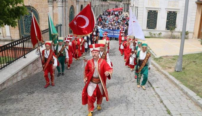 İstanbul Haliç'te 'Fetih Şöleni'