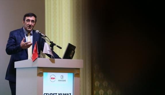 Kalkınma Bakanı Yılmaz, Diyarbakır'da