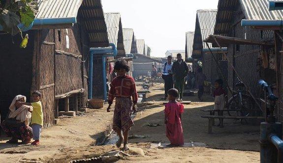 Kamplardaki Müslümanlara 'hayvan muamelesi'