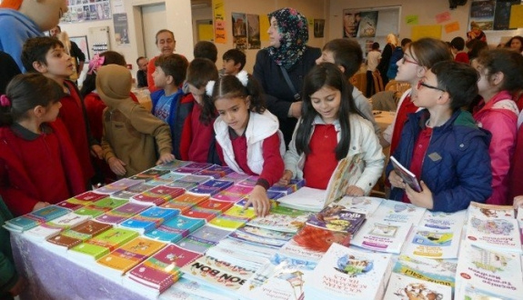 Karadeniz'in en büyük kitap fuarı sona erdi