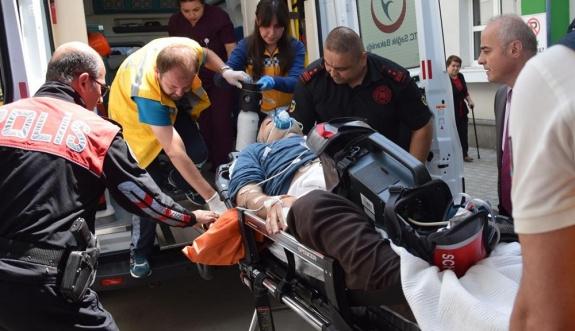 Karadeniz'in iki şehrinde terör saldırısı