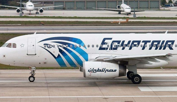 Kayıp Mısır uçağının düştüğü kesinleşti