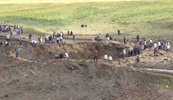 Kayıp köylülerin tamamı patlamada parçalanmış