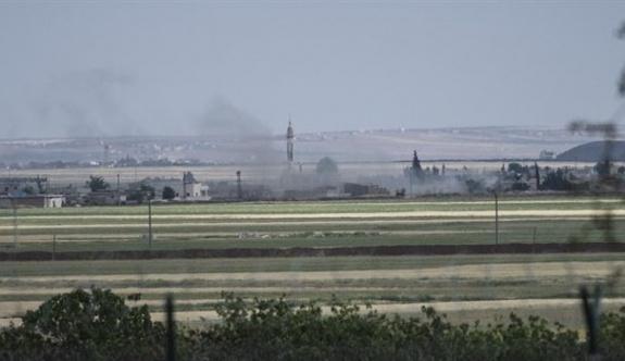 Kilis'e bugün de roket mermileri atıldı, can kaybı yok