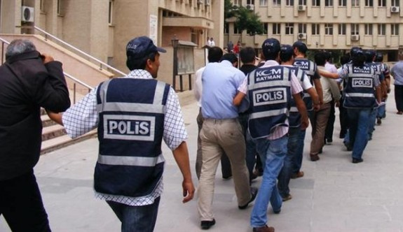 KPSS'de tutuklu sayısı 206'ya ulaştı