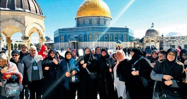 Kudüs dahil umre turlarına talep artıyor